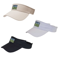 Picture of Cotton Visor