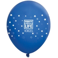 Picture of Voices Star Latex Balloons