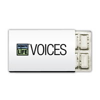 Picture of Gum Pack- Donate Life Voices