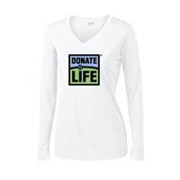 Picture of Ladies' Long Sleeve Tee