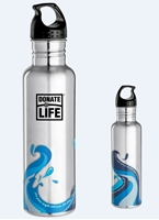 Picture of Stainless Wave Water Bottle