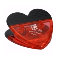 Picture of Heart Power Clip