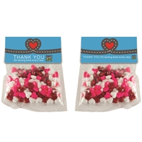 Picture of Candy Bag with Header Card
