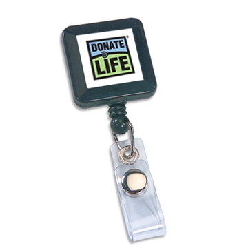 Picture of Retractable Badge Reel- 100/pack