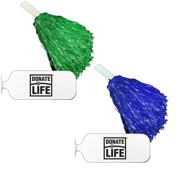 Picture of Pom Poms- Donate Life