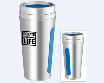 Picture of 15 oz. Dual-Grip Travel Tumbler
