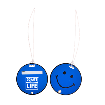 Picture of Smilin' Luggage Tag