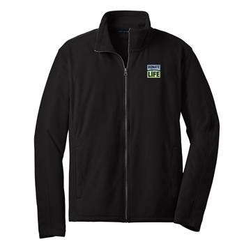 Picture of Micro Fleece Full Zip Jacket