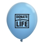 Picture of Blue and Green Balloons - 50/pk