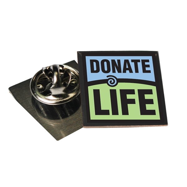 Picture of Lapel Pins  - Donate Life - 100/pk