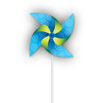 Picture of Donate Life Pinwheel - 250/pk