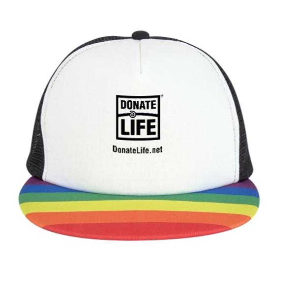 Picture of Rainbow Trucker Cap
