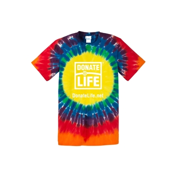 Picture of Rainbow Tie Dye Shirt
