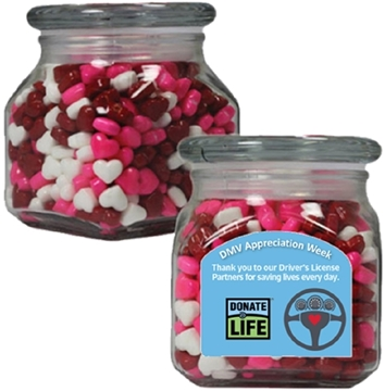 Picture of DMV Appreciation Candy Jar