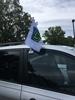 Picture of Donate Life Car Flag- Bulk