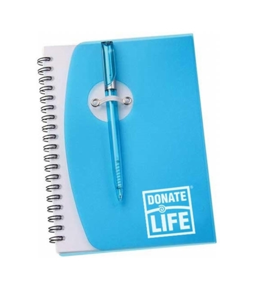 Picture of Sun Spiral Notebook