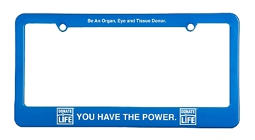 Picture of License Plate Frame