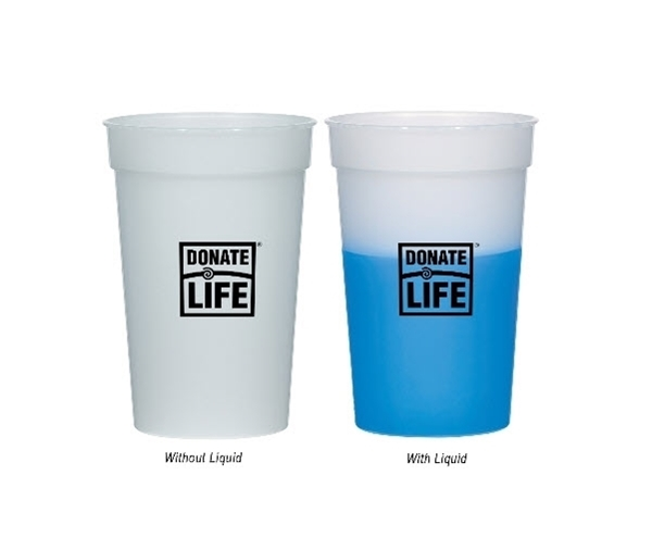 Picture of 17 oz. Color Changing Stadium Cups