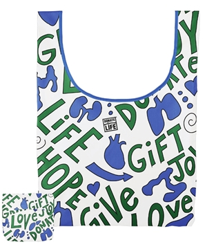Picture of Donate Life 2019 Art Contest Tote Bag