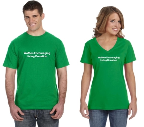 Picture of Donate Life WELD Shirts