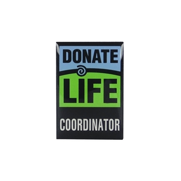 Picture of Donate Life Coordinator Lapel Pin