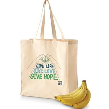 Picture of Donate Life Art Contest 2020 Market Tote Bag