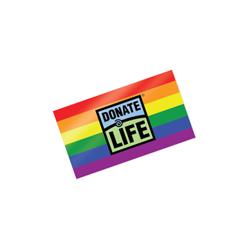 Picture of Rainbow  Business Card Magnet