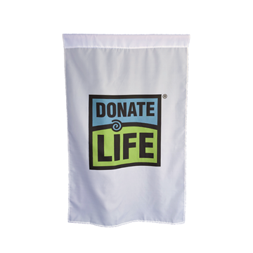 Picture of DONATE LIFE HOUSE FLAG- BULK