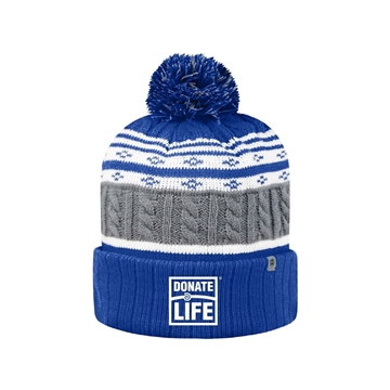 Picture of Winter Hat with Pom Pom